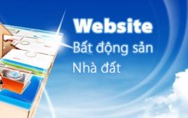 Chi phí thiết kế website bất động sản