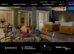 Thiết kế website khách sạn, có sẵn mẫu giao diện đẹp