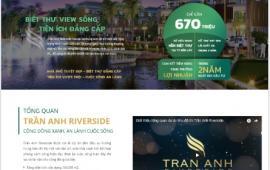 5 mẫu giao diện website bất động sản một dự án đẹp nhất