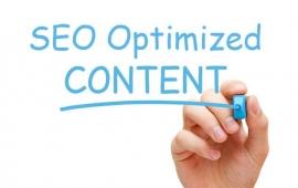 Tối ưu bài viết chuẩn SEO cho website bất động sản 1 dự án