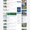 Giao diện website Bất động sản Z - 311