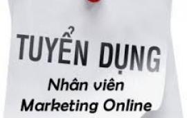 Tuyển dụng nhân viên Marketing Online tại Hà Nội (Facebook, Zalo, Email Marketing...)