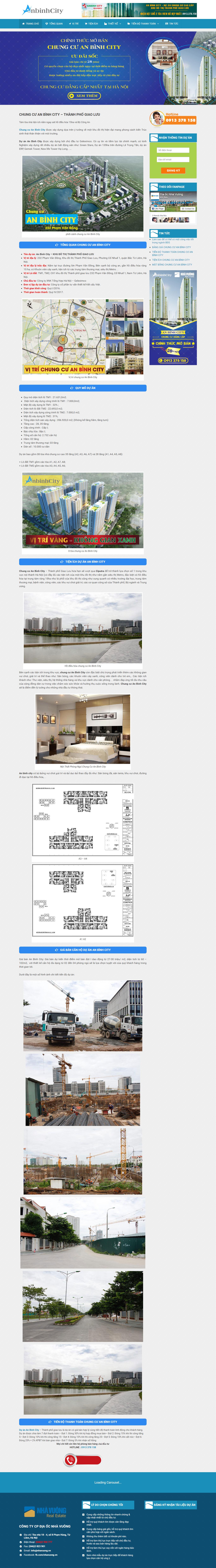 Giao diện website Bất động sản Z - 43