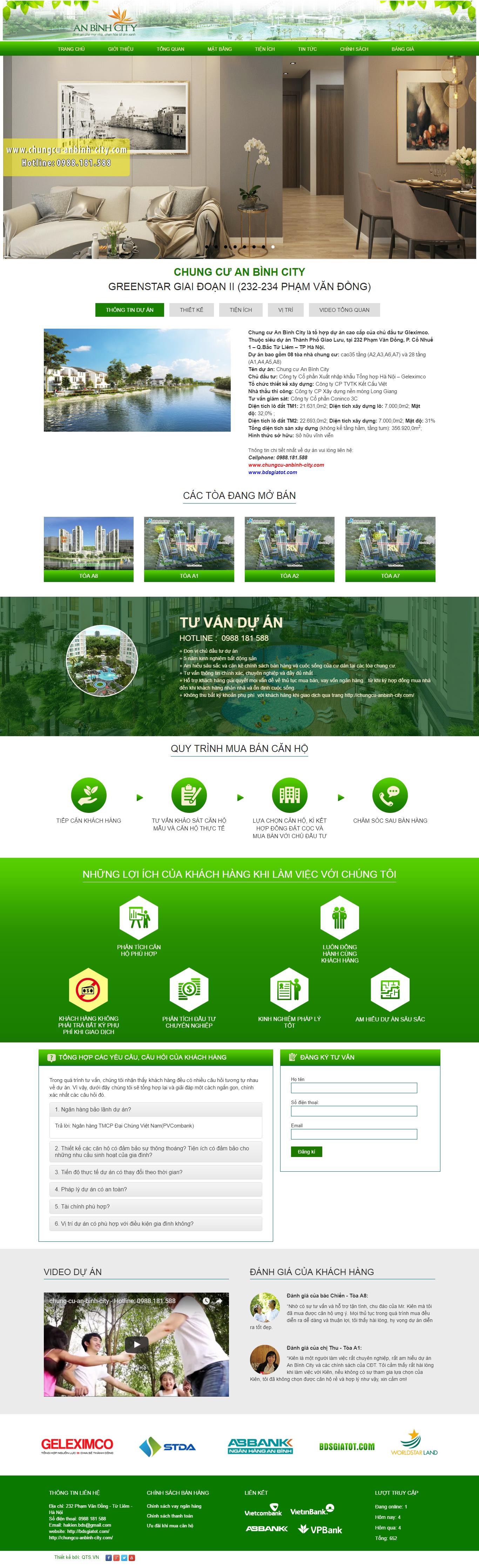 Giao diện website Bất động sản Z - 47