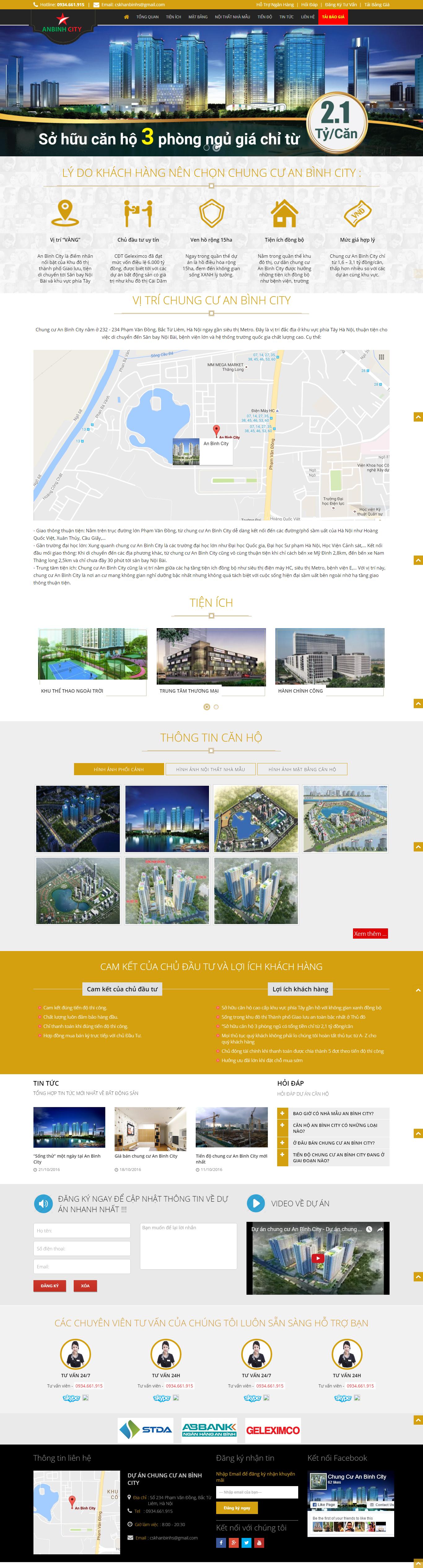 Giao diện website Bất động sản Z - 51