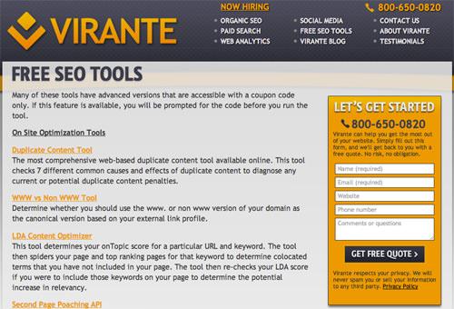 4  Công cụ SEO miễn phí mà mọi Blogger cần biết
