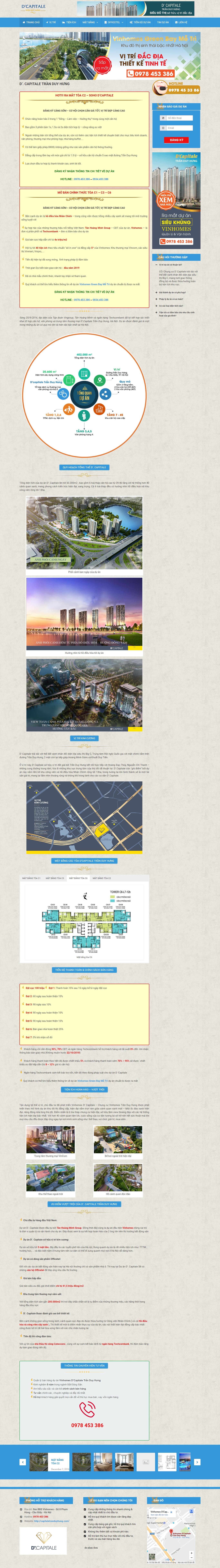Giao diện website Bất động sản Z - 38