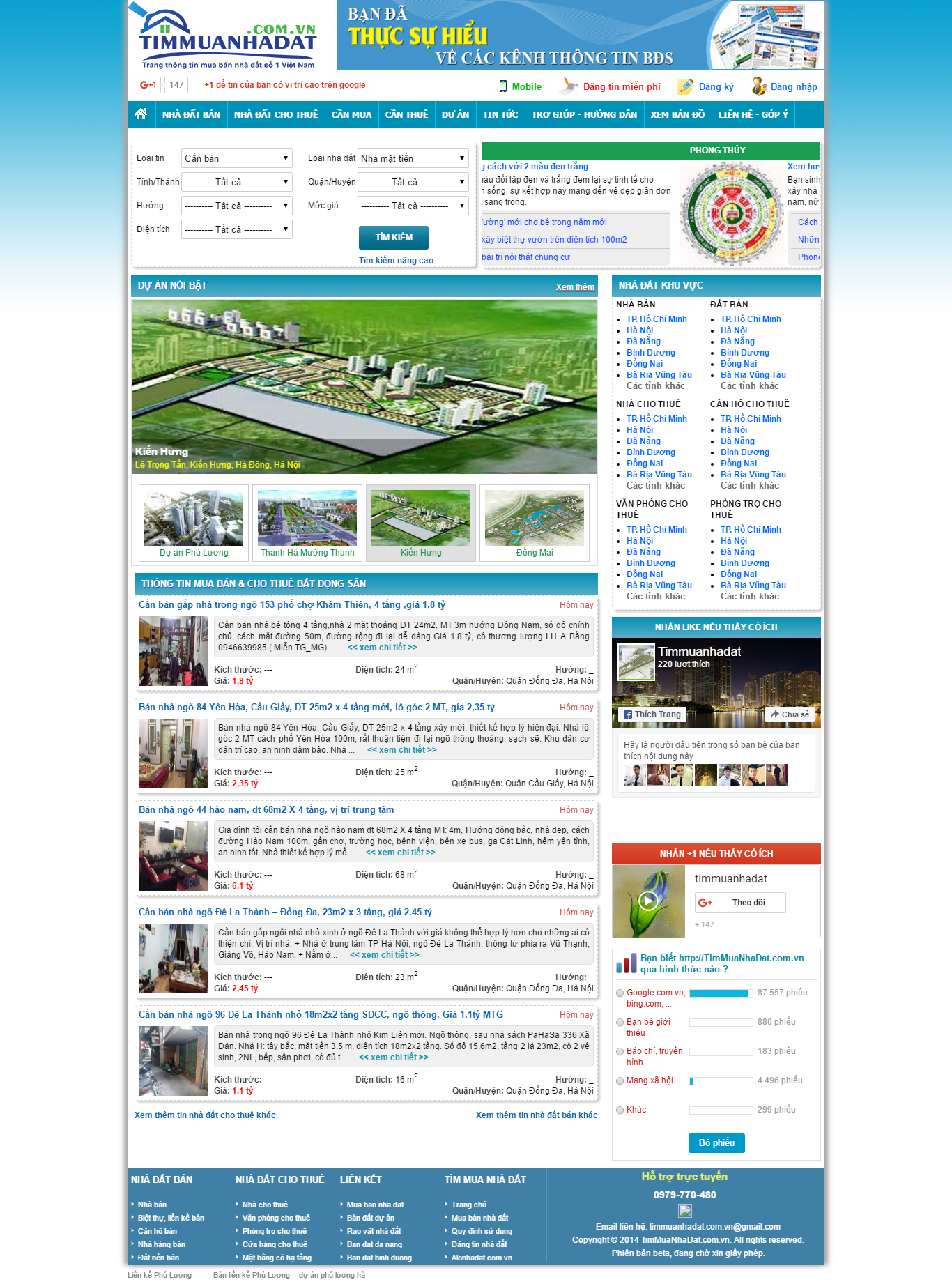 Giao diện website Bất động sản Z - 183