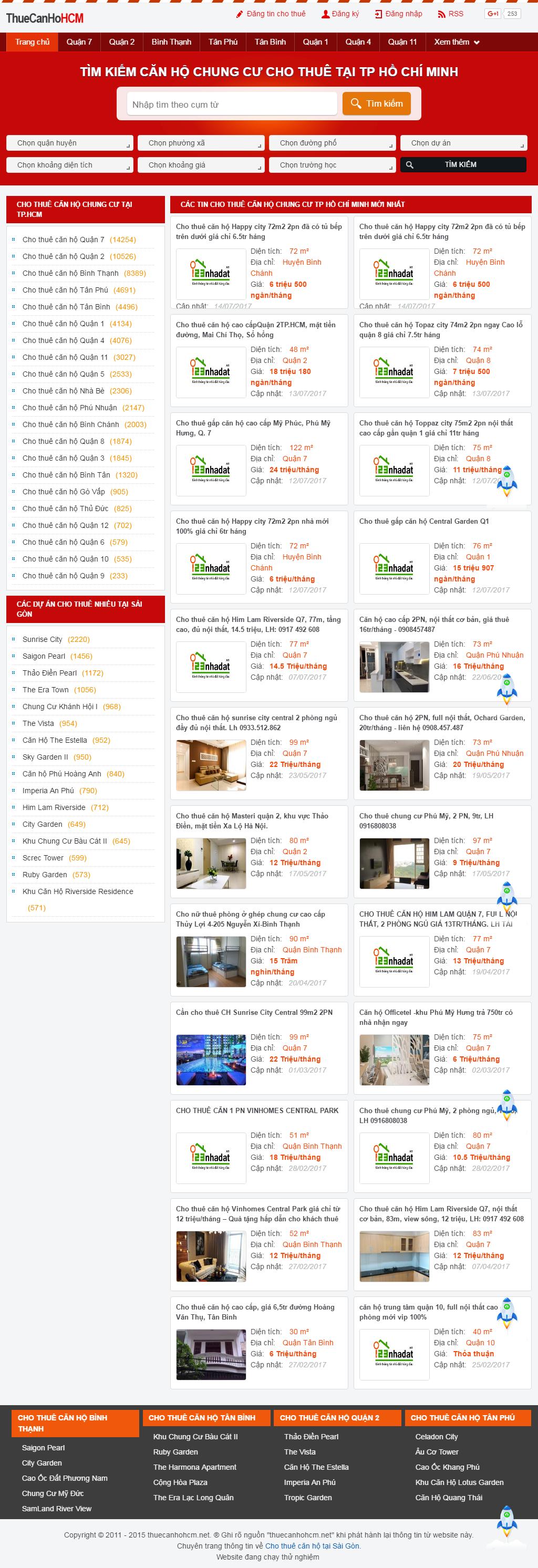 Giao diện website Bất động sản Z - 245
