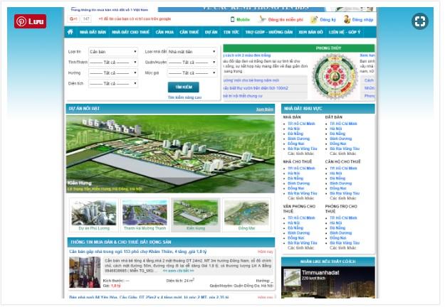Mẫu giao diện website z - 183