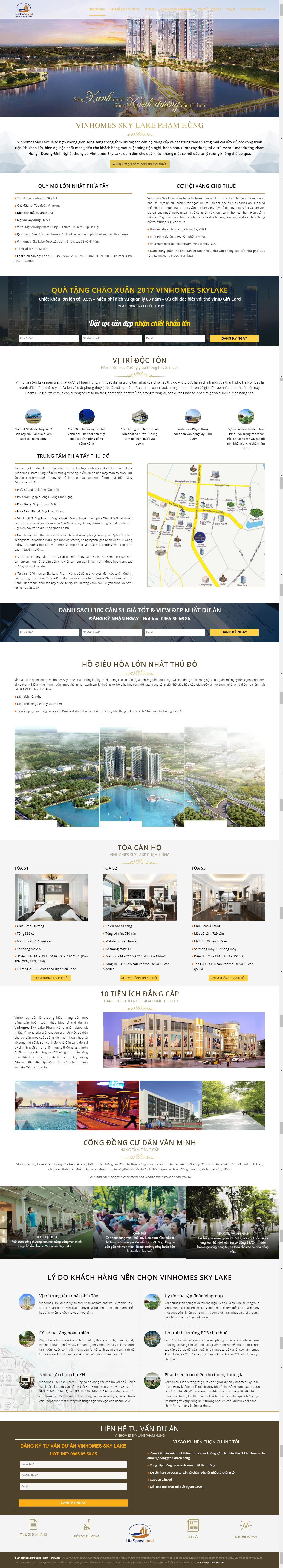 Giao diện website Bất động sản Z - 92