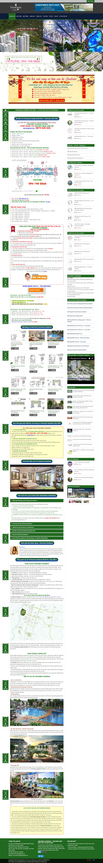 Giao diện website Bất động sản Z - 98