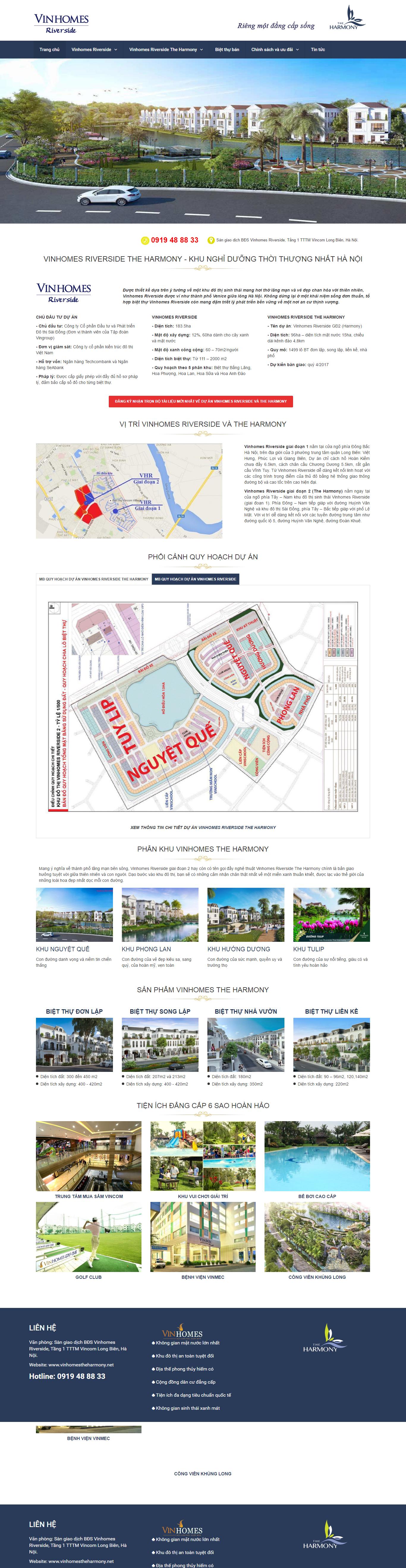 Giao diện website Bất động sản Z - 104