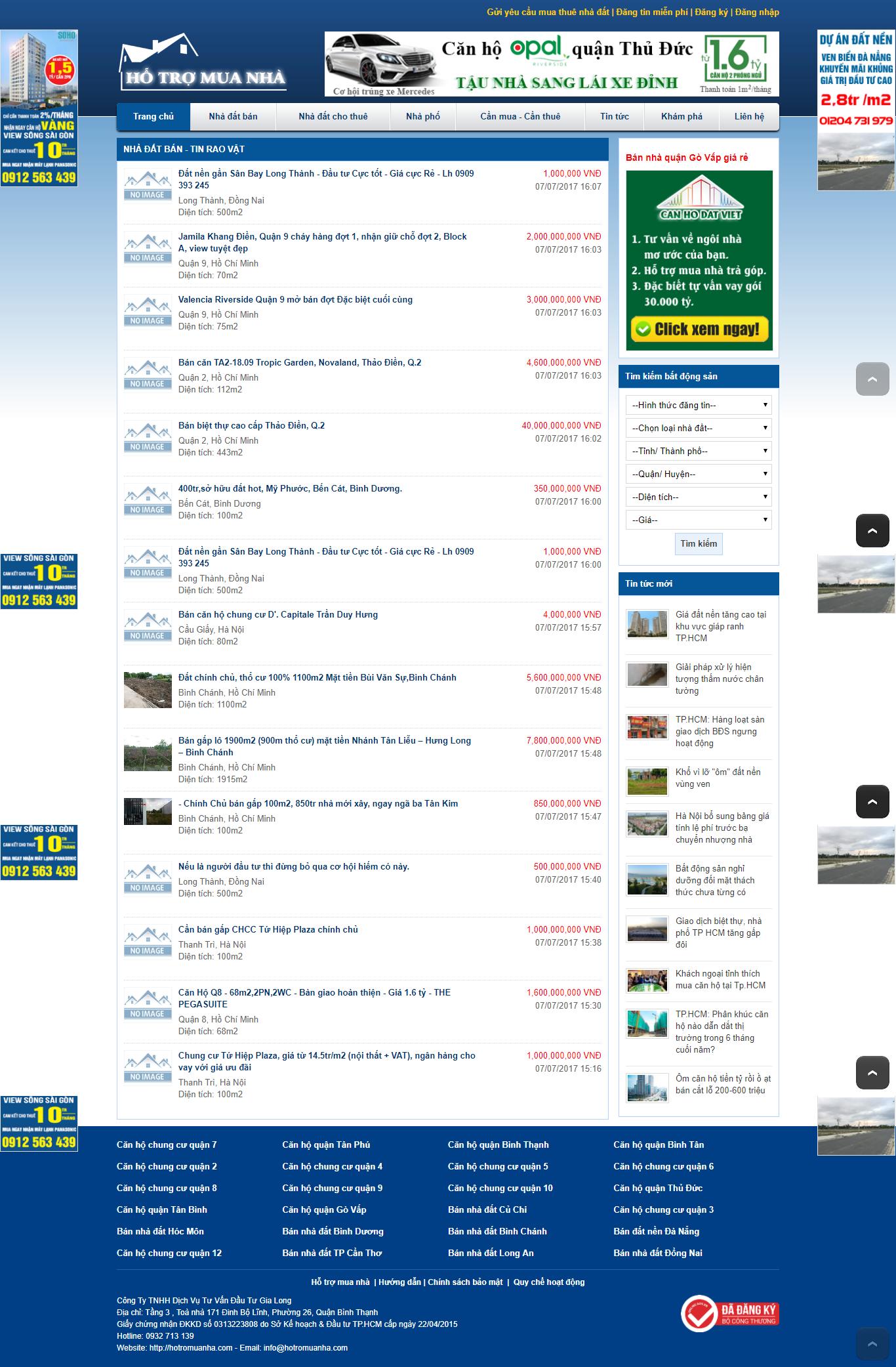 Giao diện website Bất động sản Z - 192
