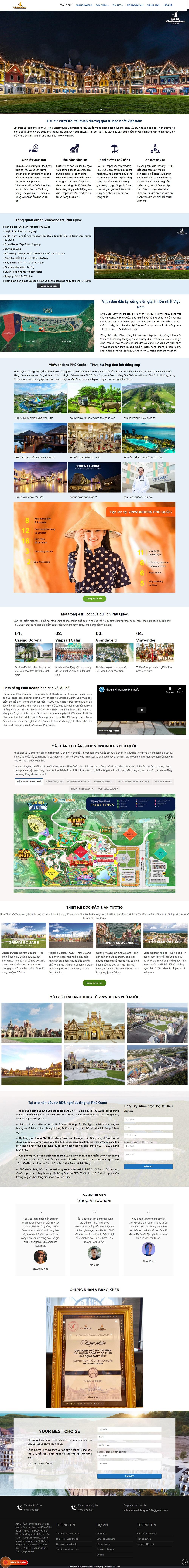 Giao diện website BĐS z520